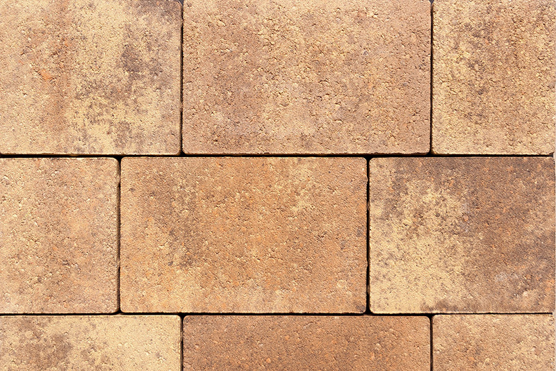 Bronce - Paving colours