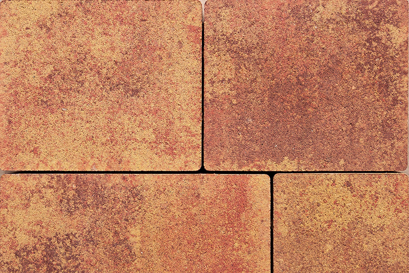 Gamboge - Paving colours