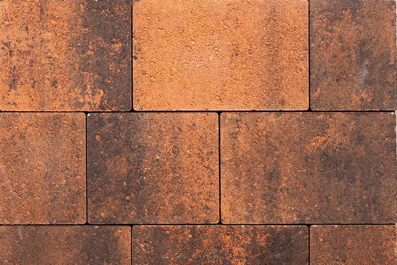 Rust - Paving colours