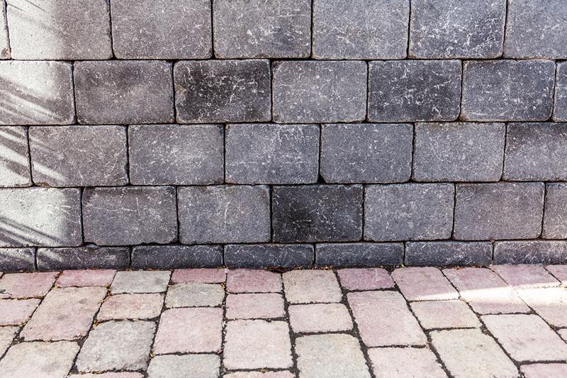 Garden paving, Weekend - Quadro