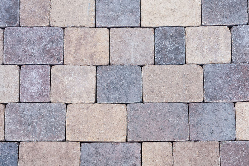 Cambrian - paving color chart