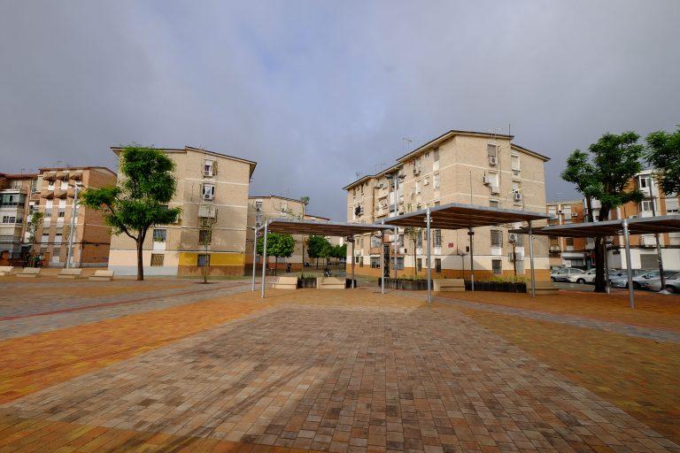 Quadro. Adoquines y losas Raw. Córdoba